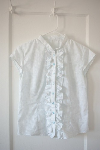 Ruffly Shirt