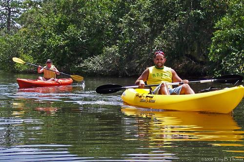 KayakingTheEstero