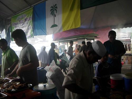 pasar ramadhan kampung melayu