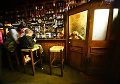 In The Snug (Dave G Kelly) Tags: ireland irish beer girl bar canon pub bars looking counter drink lounge dingle culture kerry drinks alcohol 5d canon5d alcoholic snug tradional inns irlanda taverns countykerry publichouse licensed sigma1020mm cokerry ultrawideangle sigma1020 drinkingestablishment davidgkelly ultrawideanglelens davegkelly