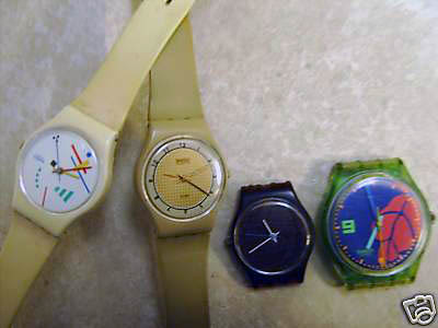 Swatch eBay Finds by LauraMoncur from Flickr