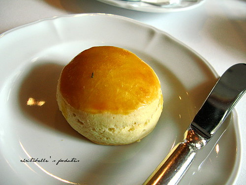 西華飯店Harrod's午茶之scone