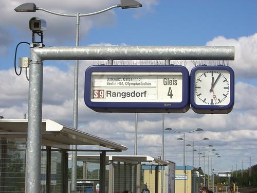 S9 nach Rangsdorf