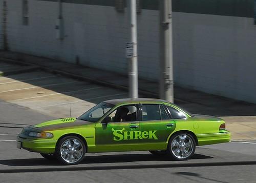 Shrek has a Donk