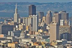 SF Skyline Close-Up