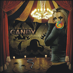 Britney Spears Candy From a Stranger ( Omar Rodriguez V.) Tags: show girl beautiful fashion dark lights spider artwork glamour candy princess sweet spears song circus snake album clown strangers fake makeup style stranger queen freak singer draw blackout omar 2008 britney 2009 edit rodriguez britneyspears corel photopaint inthezone womanizer slave4britney
