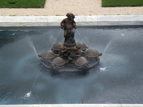 Box Turtle Fountain