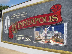 Minneapolis Mural by FranCisco Vargas