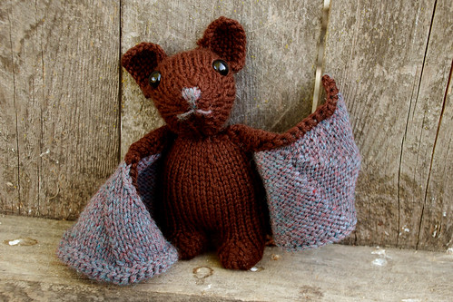 Brown Bat 2