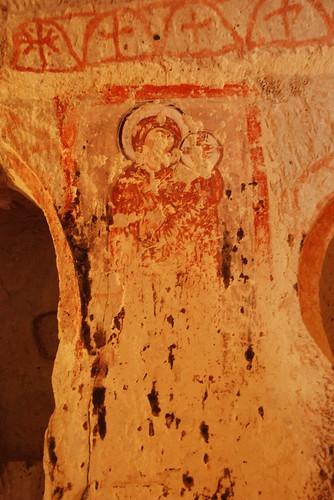 Cappadocia- Goreme Open Museum 歌樂美露天博物館