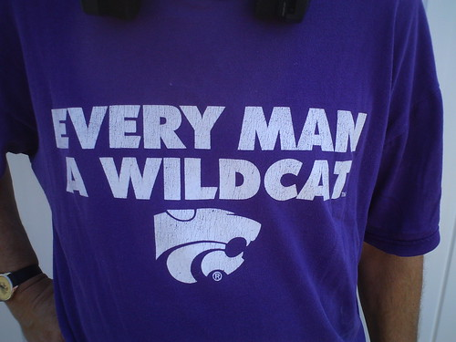 Every Man a Wildcat by Wesley Fryer, on Flickr