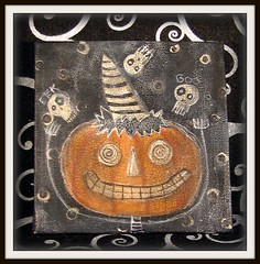 Pumpkin Juggler