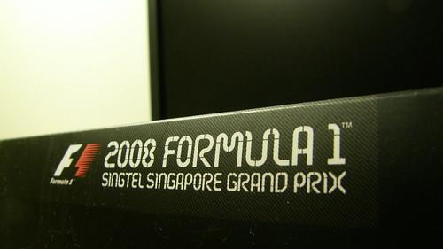 01.新加坡站門票