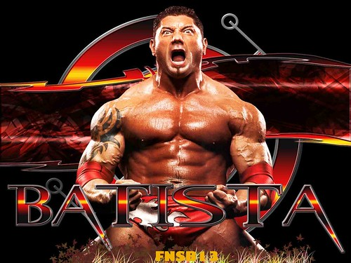 wallpaper batista. wwe atista wallpaper.