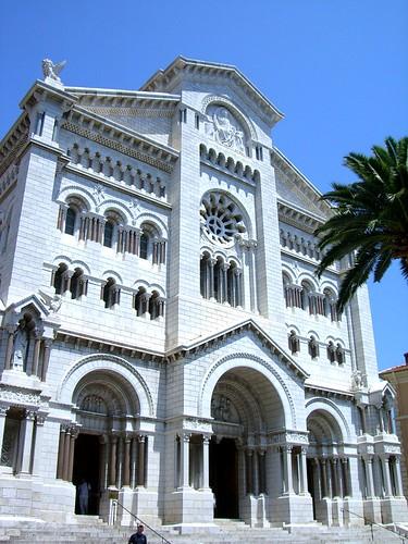 Monaco Ville - Cattedrale por Mariella e Adriano.