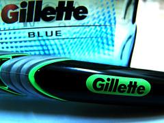 gillette 1 (deshaa30) Tags: blue black green sony gray machine cologne after hamed gillette shaver mostafa  h50       deshaa wwwmostafahamednet mostafahamed