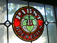 BCMKE PhotoWalk: Original Stained Glass Logo