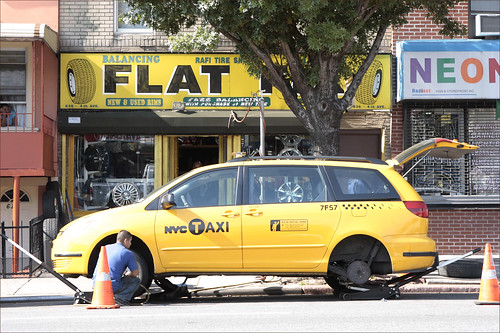 Flat Fix, Brooklyn