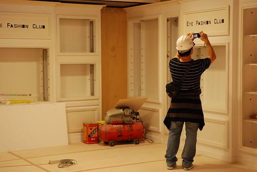建構中的誠品敦南店_053.JPG