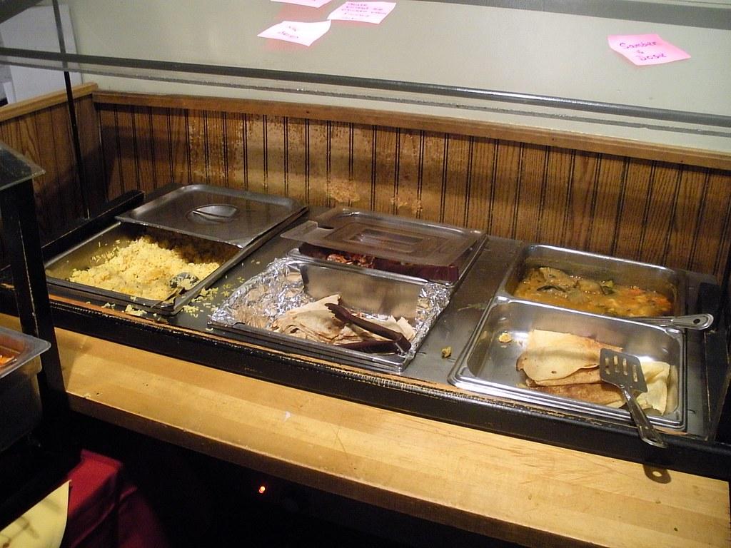 Sangam Lunch Buffet