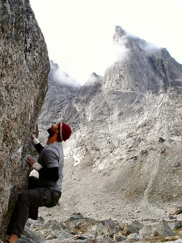 Valley Bouldering