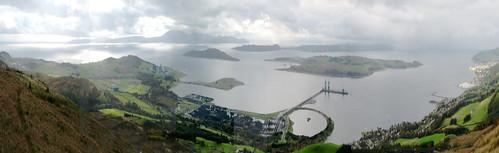 Kaim hill panorama