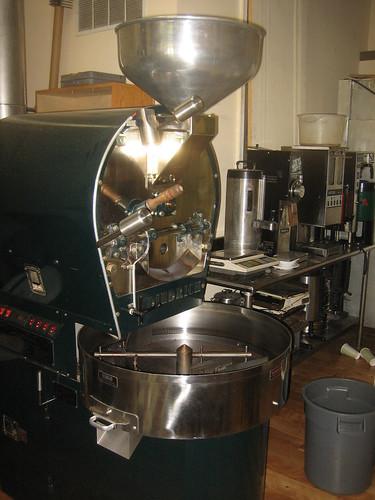 Spoons Coffeshop roaster