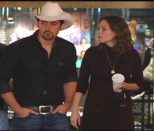 brad paisley and wife. 2010 Brad Paisley and wife