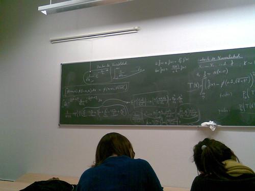 Statistics class