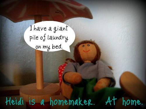 Homemaker Heidi