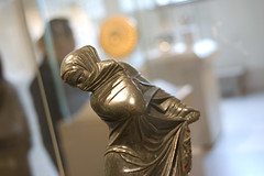 Jewel of the Met (Daedalus42) Tags: nyc sculpture art bronze greek dancer met themet hellenistic metcloser