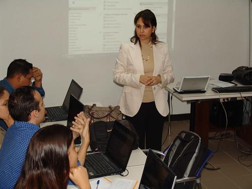 Primer encuentro Gerencia de Despacho 1-2008
