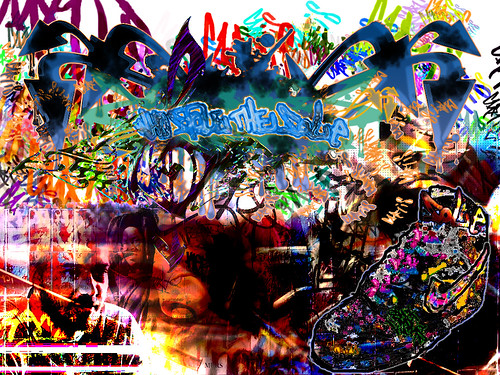hip hop graffiti wallpaper. Hip Hop BG