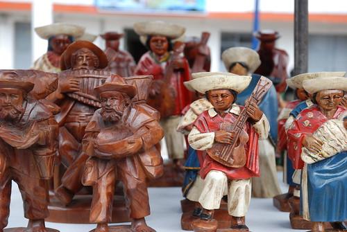 Ecuadorian figures