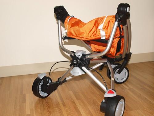 PA293582 Quinny Zapp嬰兒推車