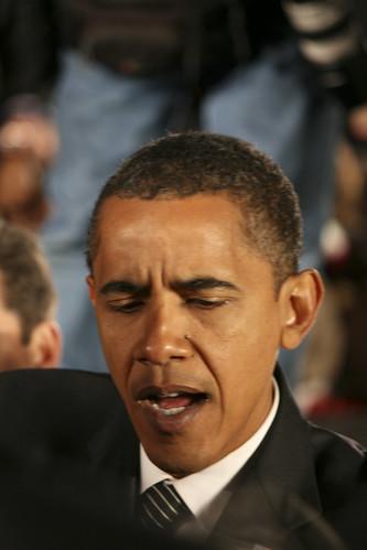 Barack Obama Rally-9763