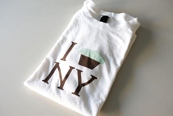 Win this Magnolia Bakery I Cupcake NY t-shirt from Grub Street