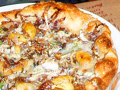Mozza's Gorgonzola Dolce, Fingerling Potatoes, Radiccio and Rosemary