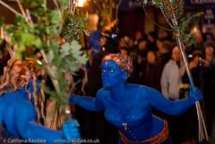 Blue Men
