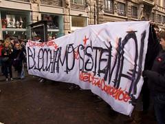 30 ottobre-Informatici (Cittastudi) Tags: milano protesta proteste poli politecnico universit polimi gelmini legge133