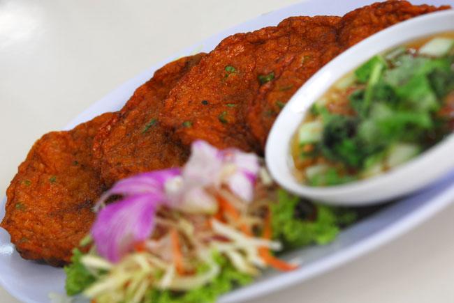 Thai fish cake - DSC_4334
