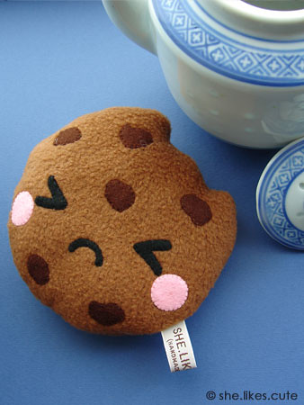 Shop update: big sad cookie softie