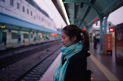 someday (messland) Tags: leica rain 35mm shanghai metro platform railway summicron messland