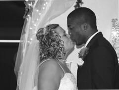 Husband & Wife (christine.photos) Tags: kiss husband wife firstkiss husbandwife
