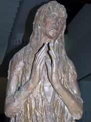 Donatello Mary detail