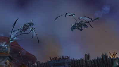 Frostwyrms Over Orgrimmar