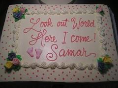 baby Samar