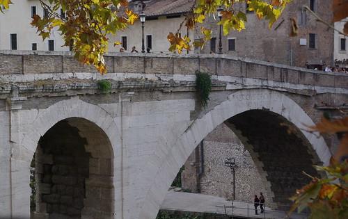 Ponte Fabricio redux