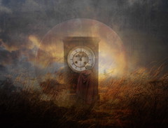 Beauty of Time (h.koppdelaney) Tags: life light art beautiful beauty digital self gold still symbol time path dream free dreaming harmony tarot imagination balance moment metaphor now lucid mystic psyche pilgrim intuition alchemy symbolism psychology tempus archetype transcendence phantasy chronos transpersonal parzifal parisfal