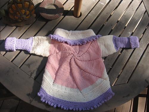 Pinwheel Jacket